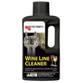 Alkaline wine cleaner that attacks and disolves tartrates, tannins, and biofilm. Kills bacteria, molds, and yeast.